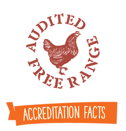 free range audited